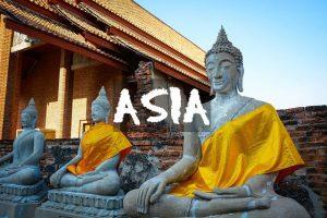 Asia Travel Destination
