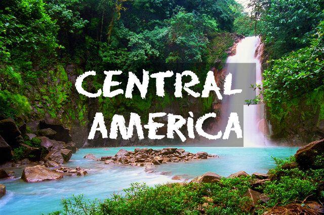 Central America Travel Destination