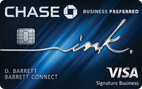 Chase Business Preferred Rewards Credit Card