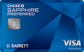Chase Shappir Preferred Rewards Credit Cards