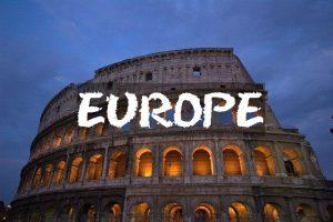 Europe Travel Destination