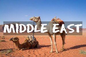 Middle East Travel Destination