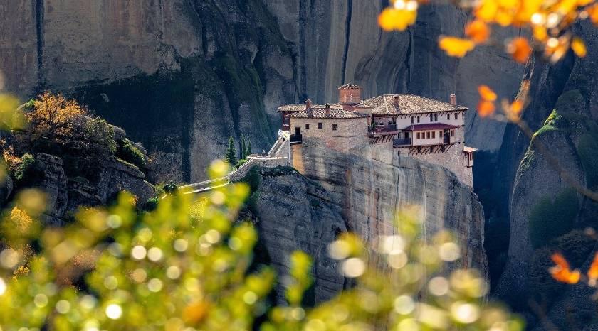 Monastery cheap travel accommodation
