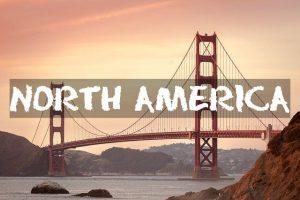 North America Travel Destination