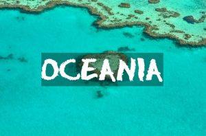 Oceania Travel Destination