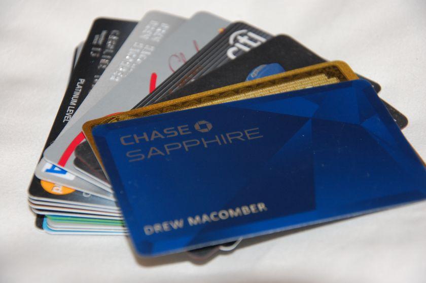 Rewards Credit Card for Travelers