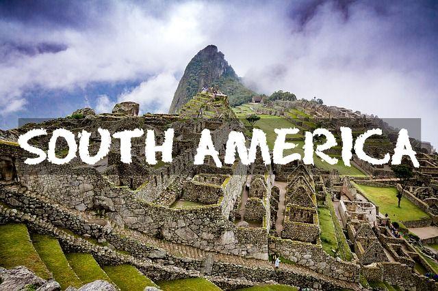 South America Travel Destination