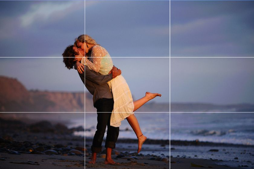 Rule of thirds photography definiton