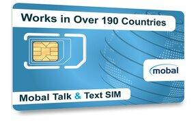 Best Talk and Text Post Paid International SIM Card