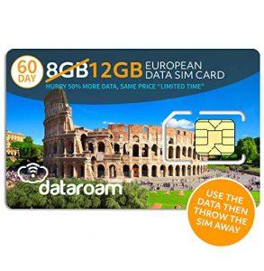 The Best International SIM Card for Europe