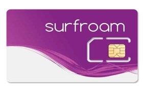 Simple Data SIM Card for Worldwide Travel