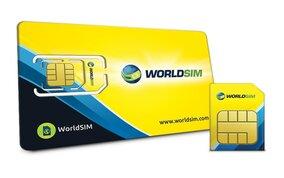 A Worldwide SIM Card