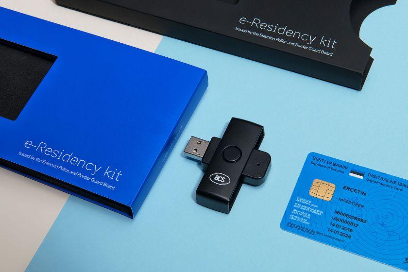 Estonian e-Residency Kit