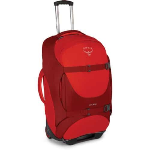 Top Wheeled Travel Luggage