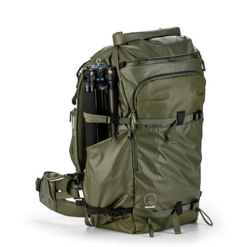 Top Pro Camera Backpack